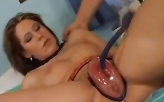 Pumped plus fucked pussy