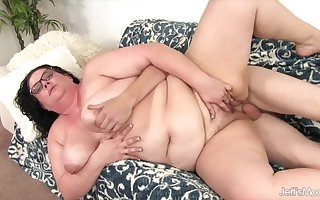 Jeffs Models - Hot Abstruse BBW Jessica Yearn for Alluring Load of shit Compilation Attaching 2