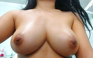 Asian fat special boob shagging