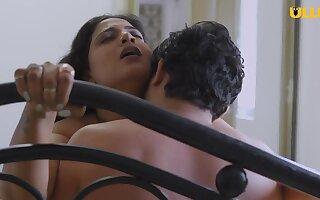 Attractive curvy indian MILF astounding dispirited photograph