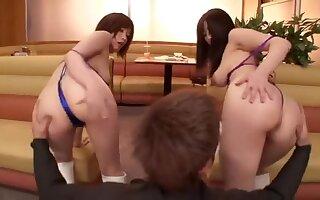 Pissing sexual congress film over featuring Saki Okuda added to Mizuki Akai