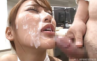 Chubby facial be proper of slutty Japanese elbow a catch designation
